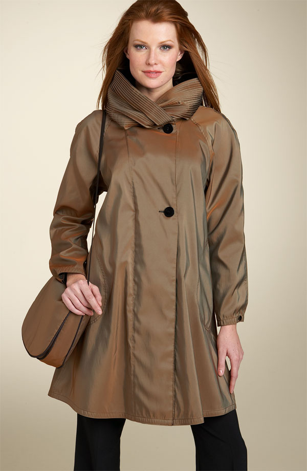 Women's Raincoats with Hoods