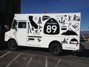 The CA89 truck!