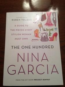 Nina Garcia book