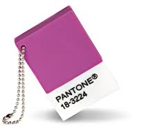 Pantone's 2014 color of the year, Radiant Orchid